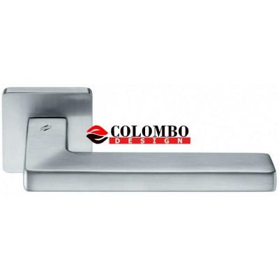 Дверная ручка Colombo ESPRIT BT11RSB хром матовый