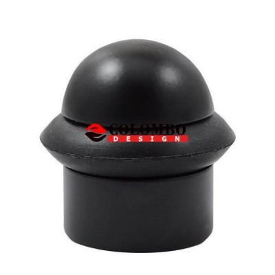 Ограничитель дверной Colombo CD112 черный матовый