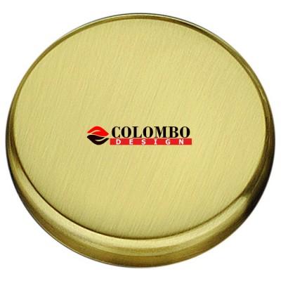 Фиксатор сантехнический Colombo Rosetta CD49 BZGG золото матовое