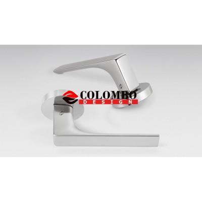 Дверная ручка Colombo ROBOCINQUE ID61RSB хром матовый