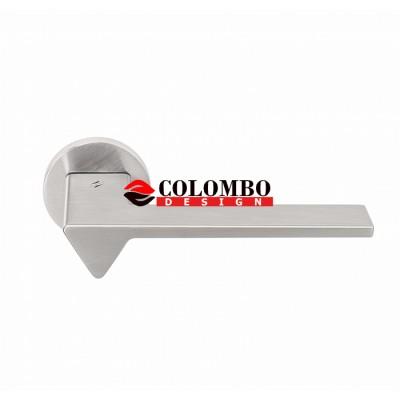 Дверная ручка Colombo AMA MF11RSB хром матовый