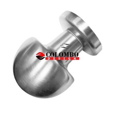 Дверная ручка Colombo ROBOT CD45RSB хром матовый