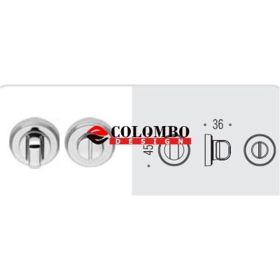 Фиксатор сантехнический Colombo Rosetta CD79 BZGG бронза