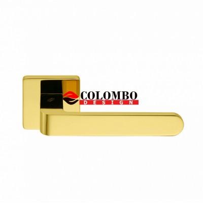 Дверная ручка Colombo FEDRA AC11RSB золото