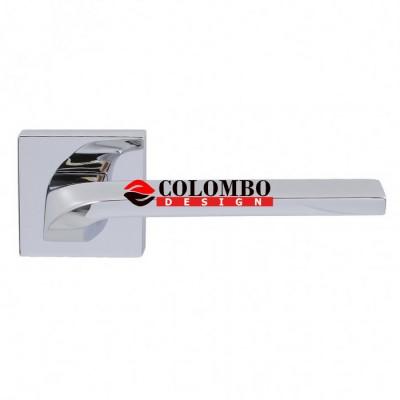 Дверная ручка Colombo ISY UP BL11RSB хром