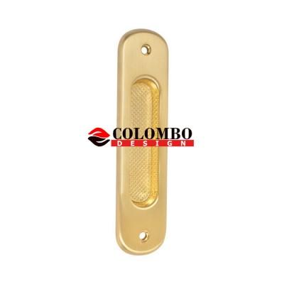 Ручка Colombo CD211 для раздвижной двери золото матовое