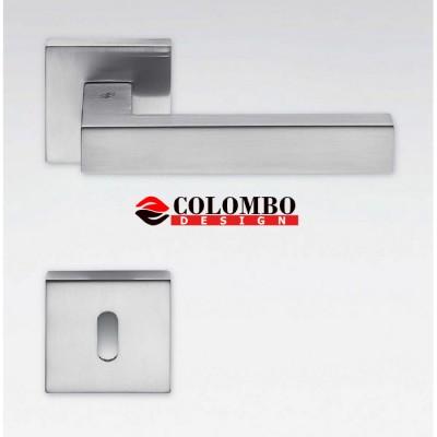 Дверная ручка Colombo ELLESSE BD21R хром матовый