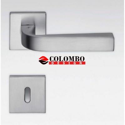 Дверная ручка Colombo PRIUS MA11R хром матовый