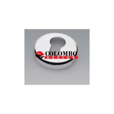 Накладка под цилиндр Colombo Rosetta CD63 GB античная латунь