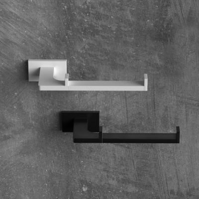 Держатель туалетной бумаги COLOMBO DESIGN LOOK B1608.BM без крышки