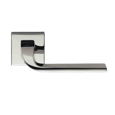 Дверная ручка Colombo ISY UP BL11RSB хром матовый