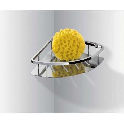 Полочка корзинка COLOMBO DESIGN ANGOLARI B9642 угловая одинарная съемная