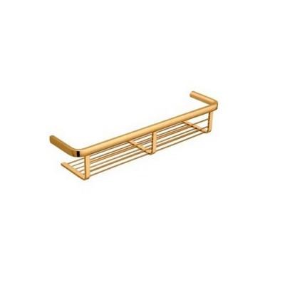 Полочка корзинка COLOMBO DESIGN LULU B6233.GOLD одинарная